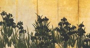 Irises | Ogata Korin | 1702
