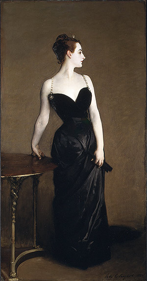 John Singer Sargent Madame X Portrait of Madame X  John