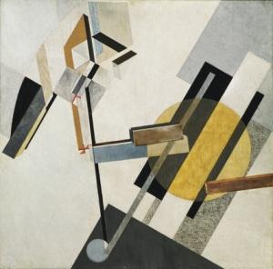 Proun 19D | El Lissitzky | 1922