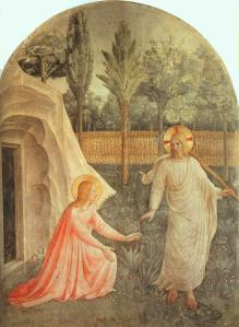 Noli me tangere | Fra Angelico | 1430