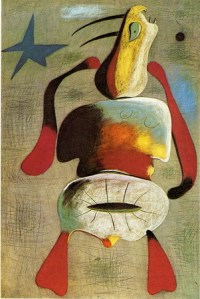 Woman | Joan Miró | 1934