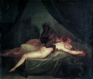 Nightmare | Nicolai Abraham Abildgaard | 1800