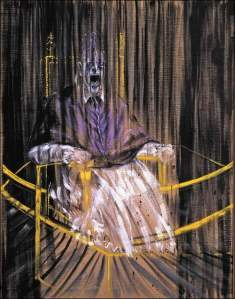 Study after Velázquez's portrait of Pope Innocent X | Francis Bacon | 1949