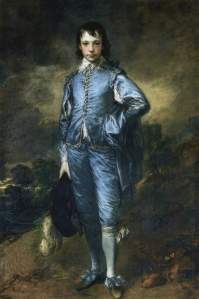 The blue boy | Thomas Gainsborough | 1770