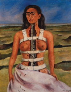 The broken column | Frida Kahlo | 1944