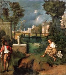 The tempest | Giorgione | 1508