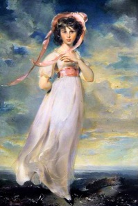 Pinkie | Sir Thomas Lawrence | 1794