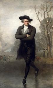 The skater | Gilbert Stuart | 1782