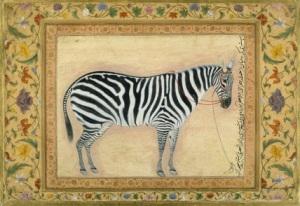 Zebra | Ustad Mansur | 1621