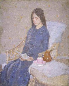 Convalescent | Gwen John | 1924