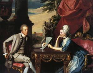 Mr. and Mrs. Ralph Izard (Alice Delancey) | John Singleton Copley | 1775