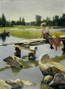 Summer | Gunnar Berndtson | 1893