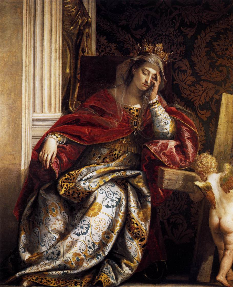 The vision of St. Helena | Paolo Veronese | 1580