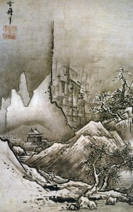 Winter landscape | Sesshu Toyo | 1486