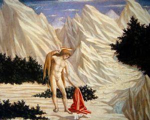 St. John in the desert | Domenico Veneziano | 1450