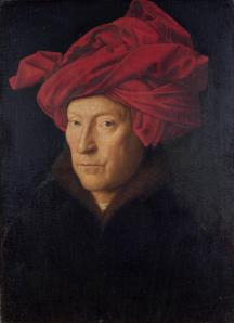 Man in a red turban | Jan van Eyck | 1433
