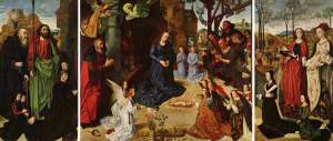 Portinari altarpiece | Hugo van der Goes | 1475