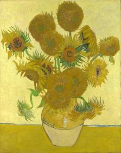 Sunflowers | Vincent van Gogh | 1888
