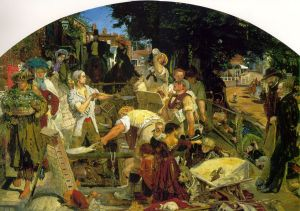 Work | Ford Madox Brown | 1865