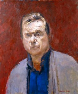 Francis Bacon | Ruskin Spear | 1984