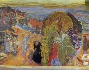 In summer | Pierre Bonnard | 1931
