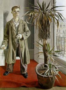 Interior at Paddington | Lucian Freud | 1951