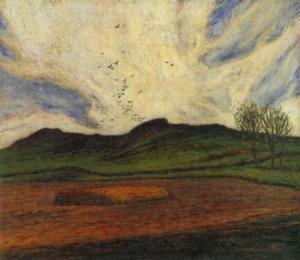Storm clouds | Karl Fredrik Nordström | 1893
