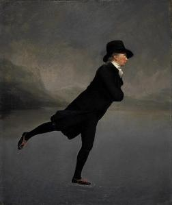 The Rev. Robert Walker skating on Duddingston Loch | Sir Henry Raeburn | 1790