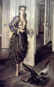 Birthday | Dorothea Tanning | 1942