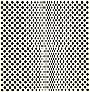 Fission | Bridget Riley | 1963