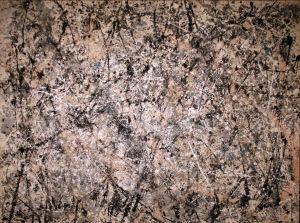 Number 1, 1950 (Lavender mist) | Jackson Pollock | 1950