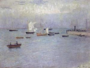 Poole Harbor | Philip Wilson Steer | 1890