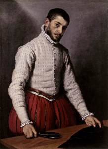 The tailor | Giovanni Battista Moroni | 1570