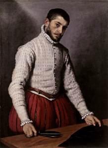 The tailor | Giovanni Battista Moroni | 1570