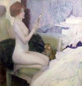 Vanity | Otto Friedrich | 1904