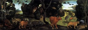 The forest fire | Piero di Cosimo | 1505