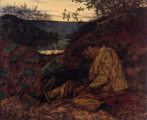 The stonebreaker | Henry Wallis | 1857