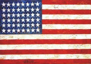 Flag | Jasper Johns | 1954
