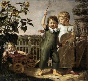 The Hülsenbeck children | Philipp Otto Runge | 1806