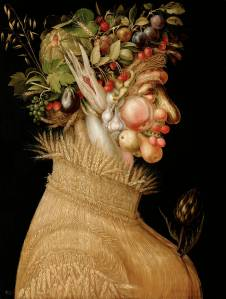 Summer | Giuseppe Arcimboldo | 1563